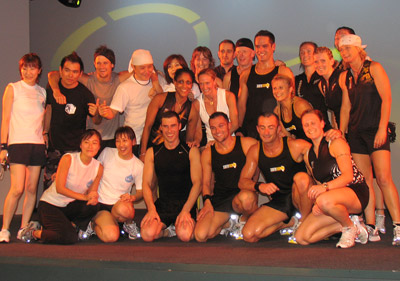 BODYATTACK 58 group photo