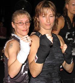 Linda and Mel