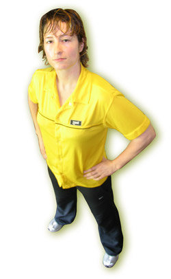 Go yellow - I'm now a body trainer!
