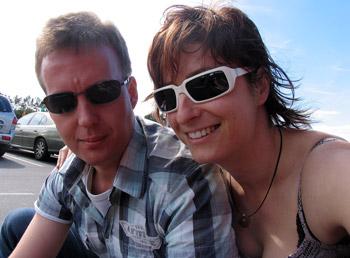 Alex and Mel