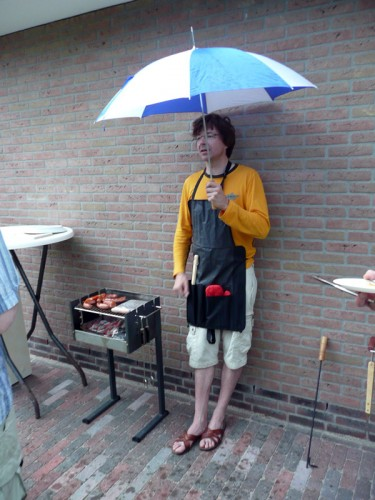 John\'s BBQ - last man standing